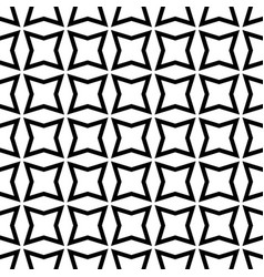 seamless geometric pattern polygons vector image