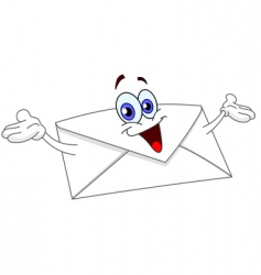 envelope vector image vector image