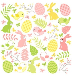 Easter Time vector image