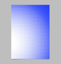 geometric halftone circle pattern background vector image