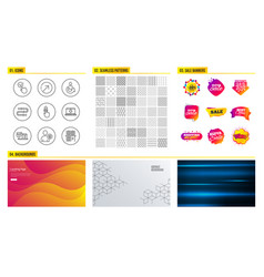 methodology internet downloading and direction vector image