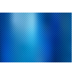 abstract squares pattern texture on blue metallic vector image