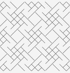 modern seamless geometry pattern trippy vector image