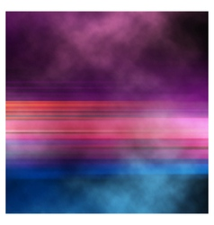 Smoky stripe vector image