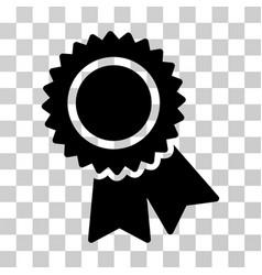 Certification icon vector
