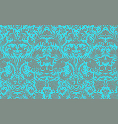 Classical luxury old fashioned damask ornament vector