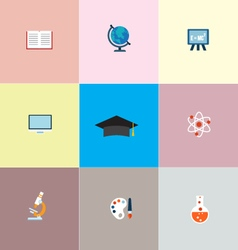 Education Element vector image