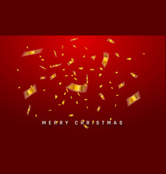 festive christmas or new year background chinese vector image
