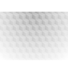Grey geometric technology background vector image vector image