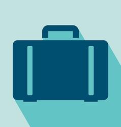 Luggage Icon vector image vector image