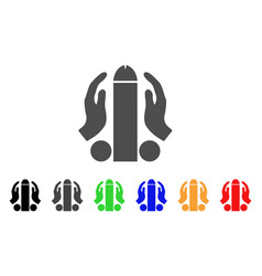 blowjob icon vector image vector image