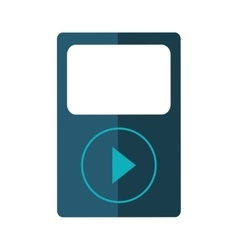 Mp3 icon Music design graphic vector