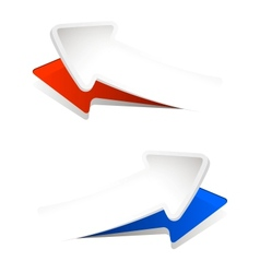 Convex arrows vector
