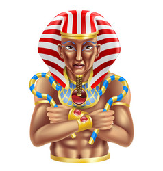 Egyptian avatar vector