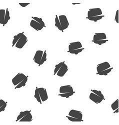 pan seamless pattern vector image vector image