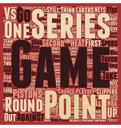 Second Round Should be an Instant Classic text vector image