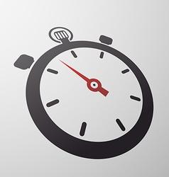 sport stopwatch Stock vector image
