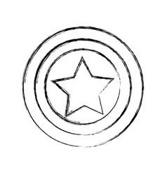 star coin icon vector image