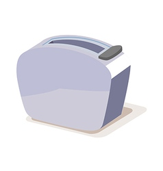Icon toaster vector