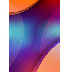 modern abstract background template for vector image