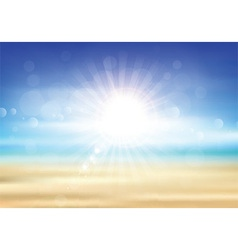 summer abstract background 2907 vector image