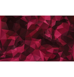 abstract background in red tones vector image