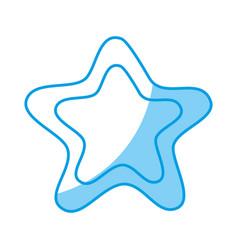 Star icon image vector