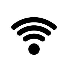 wifi icon wireless wi fi network sign royalty free vector rh vectorstock com wifi icon vector png wifi icon vector file