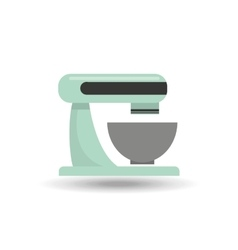 retro appliance design vector image