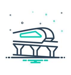 Monorail vector