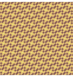 Rectangle pattern vector image vector image