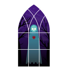 Ghost in window vector