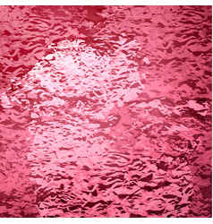 pink foil texture background vector image