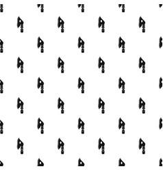 Respiratory mask pattern seamless vector