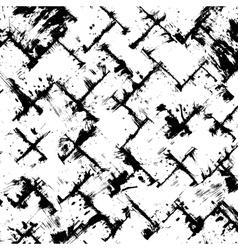 Diagonal Gunny Background vector image vector image