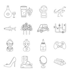Alcohol education medicine and other web icon vector