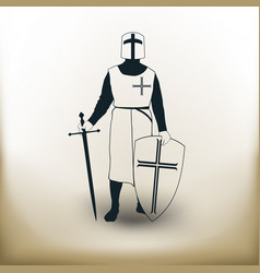 Simple knight vector