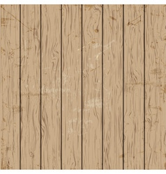 old wooden texture vector image vector image