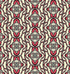 Mandala Patterned Background vector image vector image