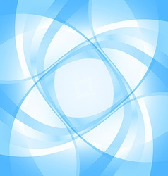 Abstract blue backgroundt vector image