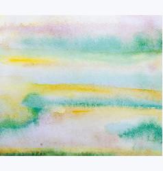 watercolor texture beauty blot vector image