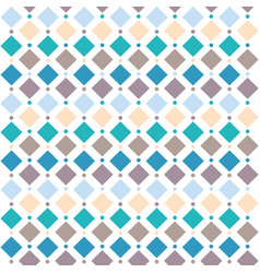geometric pattern vintage texture vector image vector image