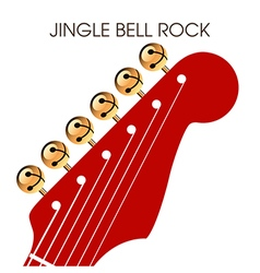 jingle bell Rock vector image vector image
