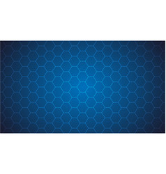 simple seamless hexagonal pattern grid eps 10 vector image