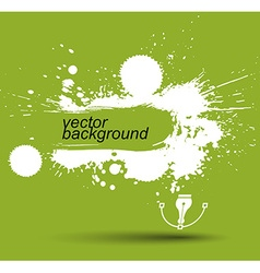 Bright contrast splattered web design repeat vector