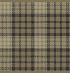 Tartan seamless pattern background beige and vector