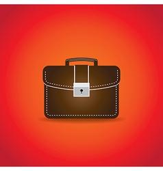 Work bag vector image vector image