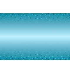 Abstract blue squares tech background vector