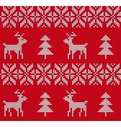 Ugly sweater Background vector