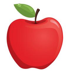 apple vector image